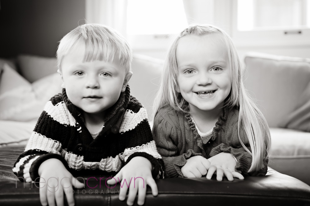 Minneapolis Child Photographer Megan Crown