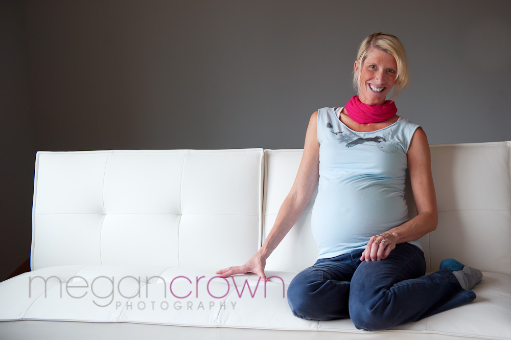 Minneapolis Maternity Photographer Megan Crown