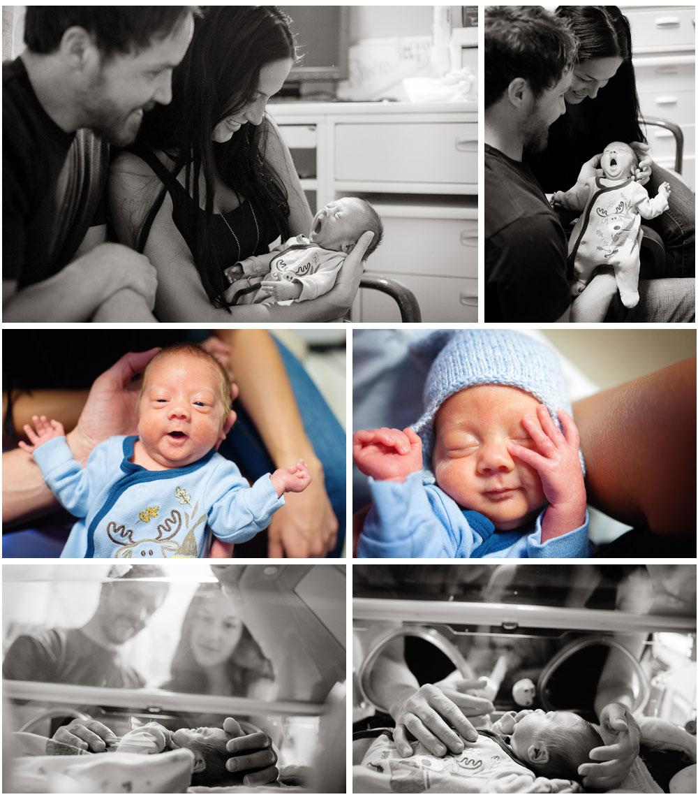 Rowan hospital birth Twin Cities photographer Megan Crown 4