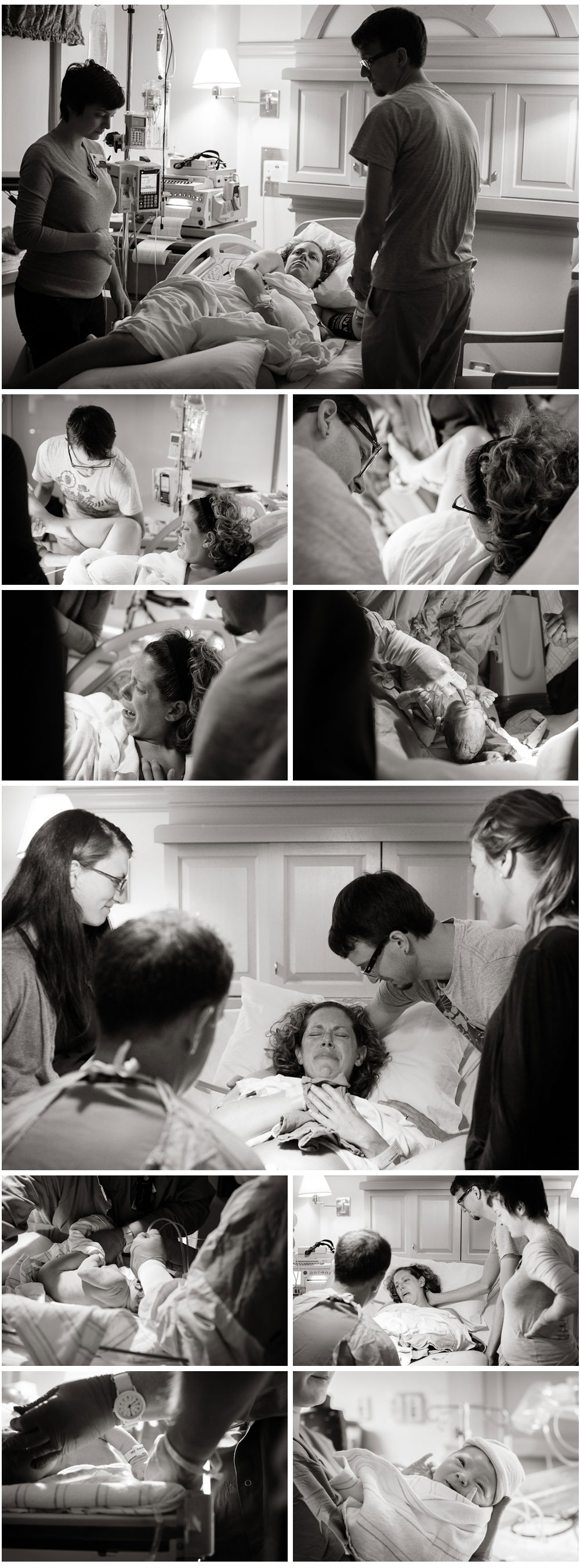 Baby Milo 2 - Minneapolis Birth Photographer Megan Crown