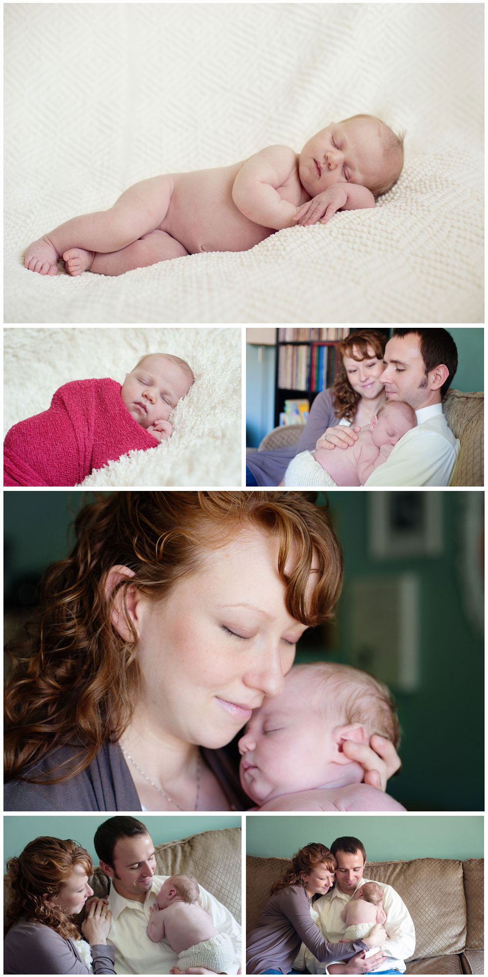 Poppy 2 - Minneapolis Newborn Photographer Megan Crown