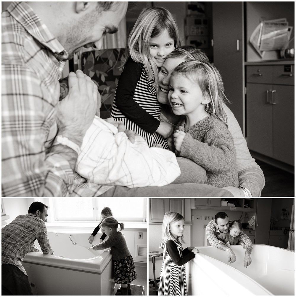 Meeting newborn baby Ansel | Minneapolis Fresh48 Photographer 2