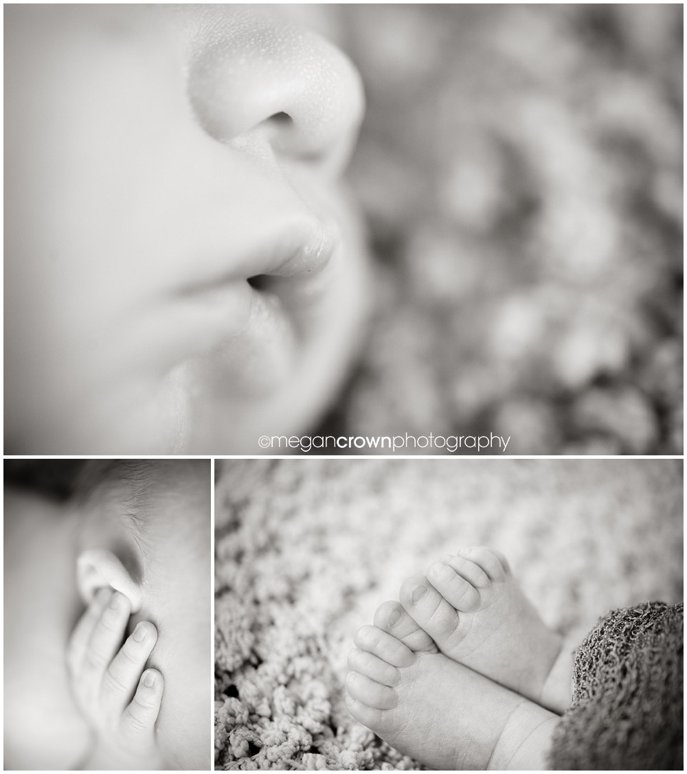 Baby Cameron by Woodbury newborn photographer Megan Crown 4