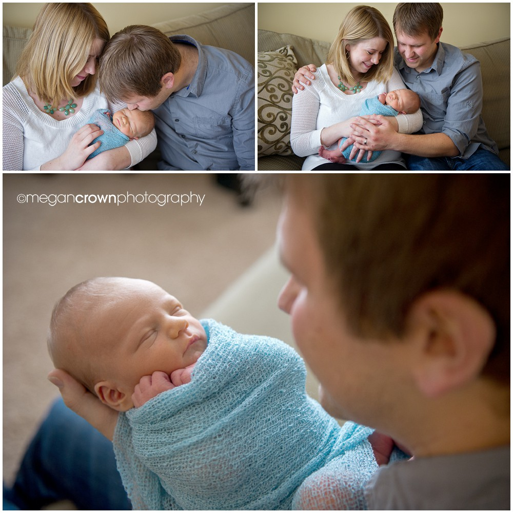 Baby Cameron by Woodbury newborn photographer Megan Crown 6
