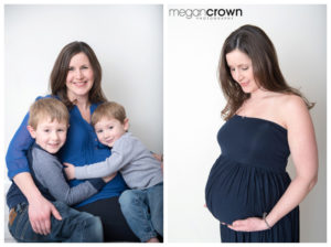 Maplewood Maternity Photography by Megan Crown