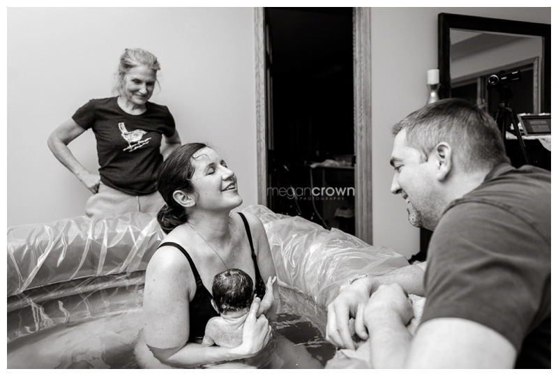 Plymouth Birth Photography by Megan Crown