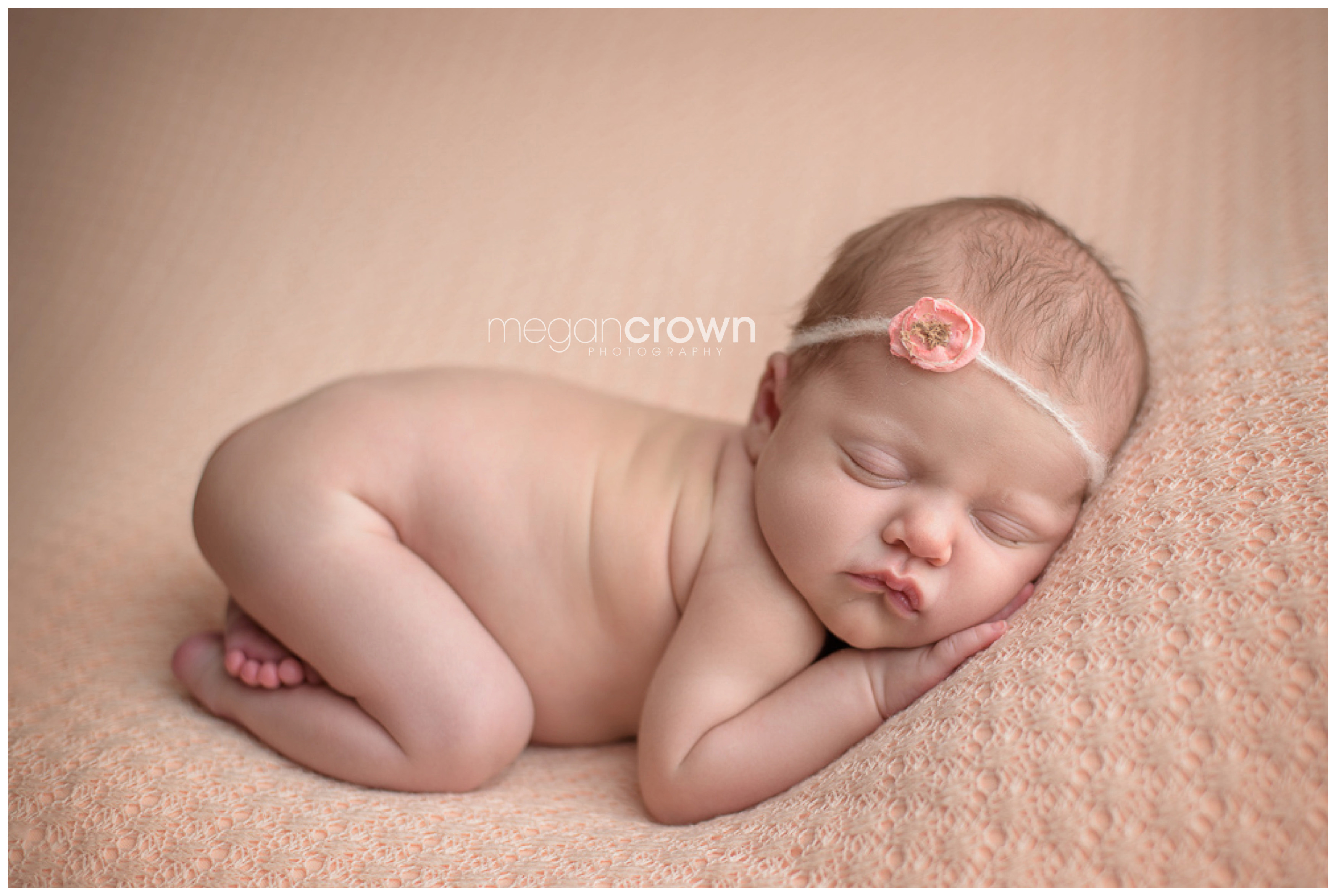 Eagan Studio Newborn Photography by Megan Crown