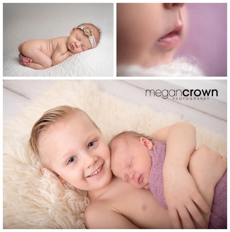 Maple Grove Newborn Photography by Megan Crown