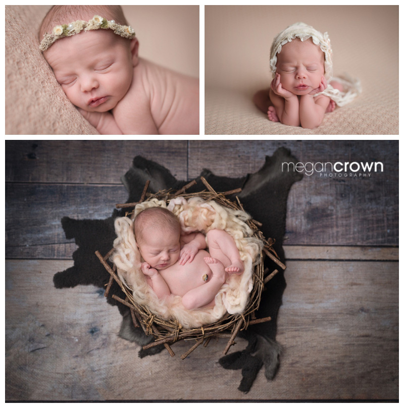 Minneapolis Newborn Photography by Megan Crown